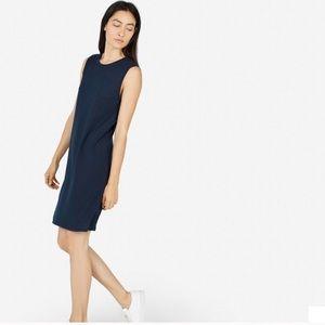 Everlane Luxe Drape Muscle Tank Dress Sz S
